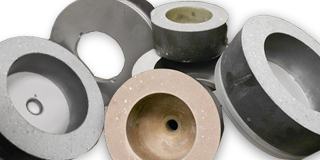 bdt new arris polishing wheels