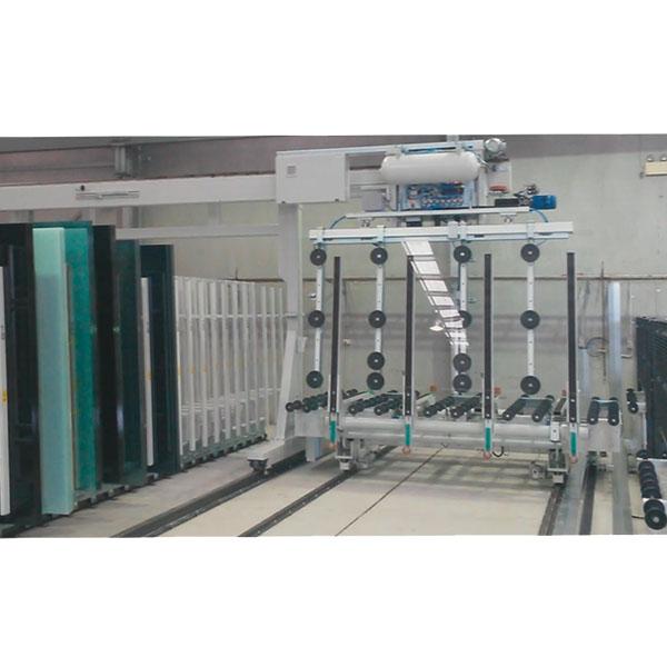 Movetro overhead loading devices
